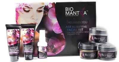 Bio Mantra Younger You Facial Kit 350 g