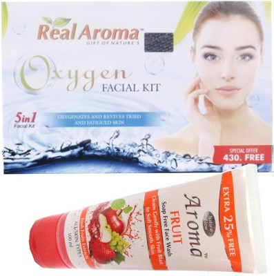 christina oxygen facial products