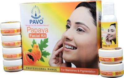 Pavo Papaya Facial Kit 210 g