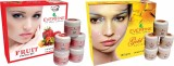 Everfine Fruit Gold Facial Kit 185 g (Se...