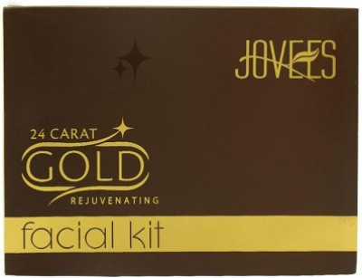 Jovees Jovees 24 Carat Gold Rejuvenating Facial kit