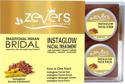 zever Instaglow kit mini pack 80 g