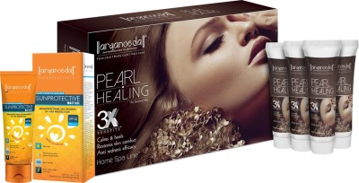 Aryanveda Herbals Pearl Healing Home Spa Kit With Spf-50 200 g