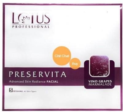 Lotus Professional Advanced Skin Radiance Facial 450 g