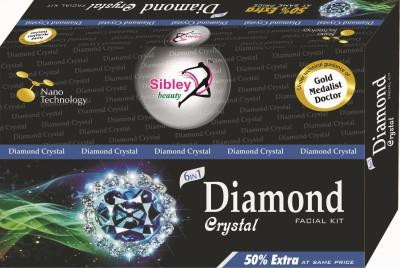 Sibley Beauty Diamond Crystal Facial Kit 139 g