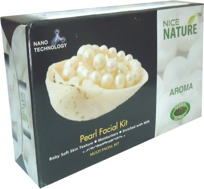 Nice Nature High Quality Pearl Face Kit 270gms 270 g