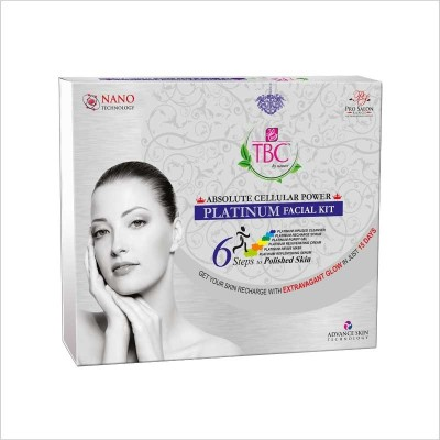 TBC by Nature Absolute Cellular Power Platinum Facial Kit 260 g
