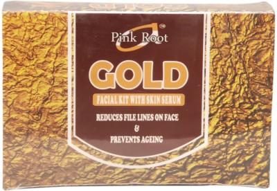 Pink Root Gold Facial Kit 70 g