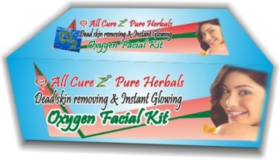 All Curez Oxgen Facial Kit 300 g