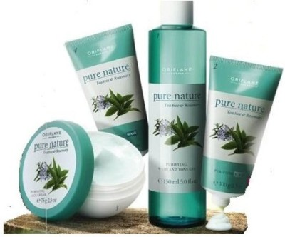 Oriflame Sweden Pure Nature Tea Tree And Rosemary 425 g