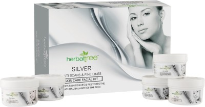 Herbal Tree Silver Facial Kit 420 g