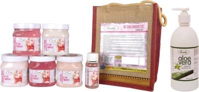 Luster Ultra Fairness Facial Kit - Eco Pack 2600 ml