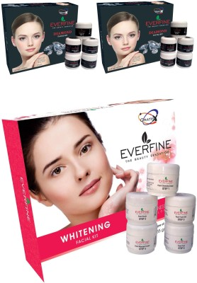 Everfine Everdine Diamond 2*185gm, Whitening185gm 555 g