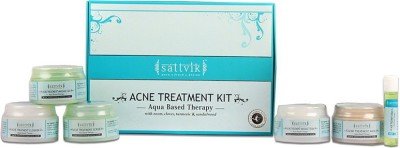 Sattvik Acne Treatment Kit 410 g