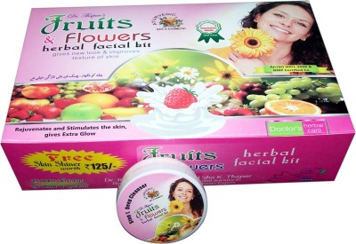 Dr. Thapar Fruit & Flower Facial Kit 475 g