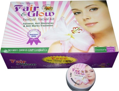 Dr. Thapar Fair ,N, Glow Facial Kit 475 g
