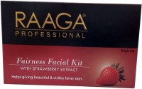Raaga Professional Fairness facial Kit 43 g(Set of 7)