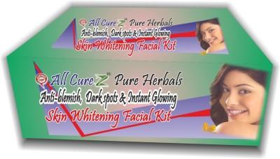 All Curez Skin Whitening Facial Kit (Tiny) 80 g