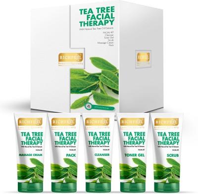 Richfeel Tea Tree Facial Therapy 125 g