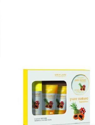 Pure Nature Tropical Fruits Facial Kit 425 g