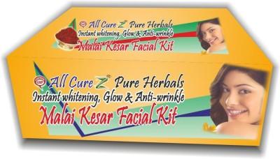 All Curez Malai Kesar Facial Kit (Tiny) 80 g