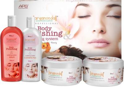 Aryanveda Herbals APS Body Polishing Kit 1200 gm