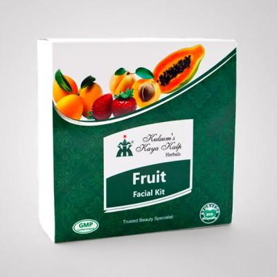 Kulsum's Kaya Kalp Fruit Facial Kit 65 g