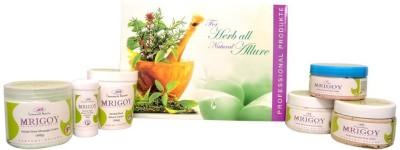 Mrig Herbal Glow Facial Kit 1550 g