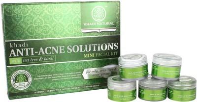 khadi Natural Anti-Acne Solutions Mini Facial Kit 192 g