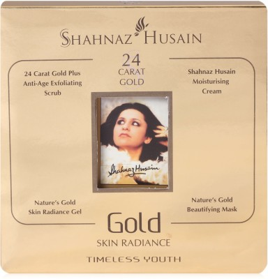 Shahnaz Husain Gold 40 g(Set of 4)