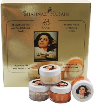 Shahnaz Husain gold facial kit specially for woman's 40 g