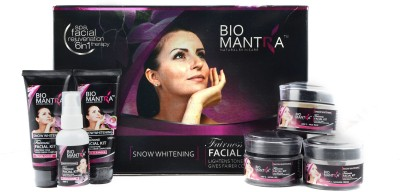 Bio Mantra Snow Whitening Kit 350 g