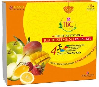 TBC by Nature Fruit Facial Kit 400 g