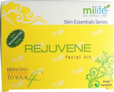 Milife Rejuvene Skin Rejuvenating Single Facial Kit 20 gms