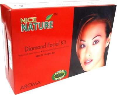 Nice Nature High Quality Diamond Facial Kit 270gms 270 g