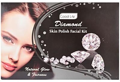 Good Life Diamond Skin Polish Facial Kit 250 g