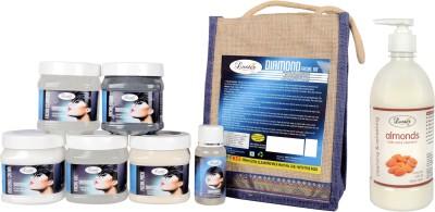 Luster Diamond Facial Kit - Eco Pack 2600 ml