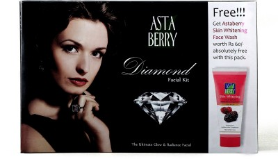 Astaberry Diamond Facial Mini Kit 200 g