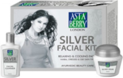 Astaberry Silver Facial Kit 380 g