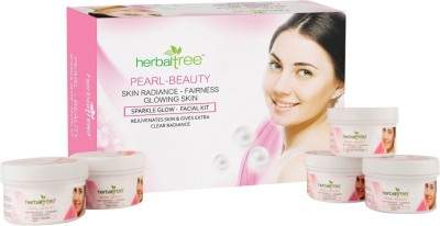 Herbal Tree Pearl Facial Kit 420 g