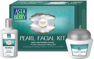 Astaberry Pearl Facial Kit 385 g