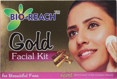 Bio Reach Gold Facial Kit 250 g