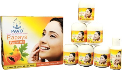 Pavo Papaya Facial Kit 650 g