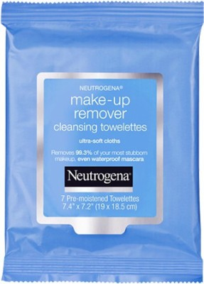 Neutrogena Makeup Remover Cleansing Towelettes Refill Pack - 7 Count(Pack of 1)