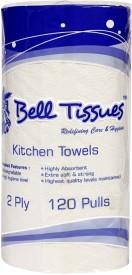 Bell Tissues KITCHEN ROLLS (120 PULLS)