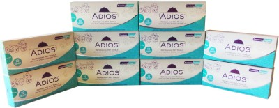Adios Refreshing Wet Wipes With Aloe Vera & Honey Dew Melon