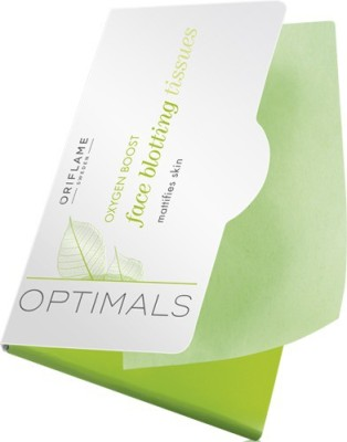 Optimals Oxygen Boost Face Blotting
