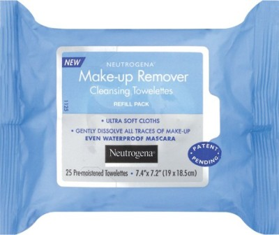 Neutrogena Makeup Remover Cleansing Towelettes Refill Pack - 25 Count