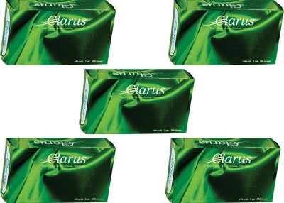 Clarus Facial Tissue Eco 2 Ply 100 Pulls Green Pack of 5