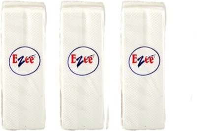 Ezee C Fold Tissue Paper Napkin 130 Pcs(Pack of 3)